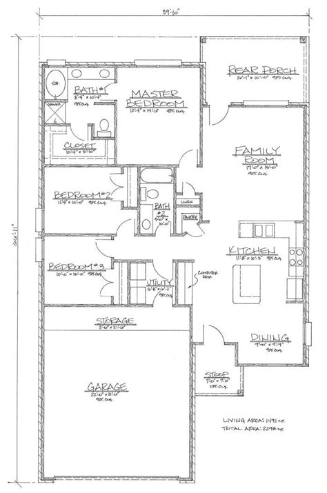1500 sq ft floor plans home floor plans 1500 sq ft home deco plans
