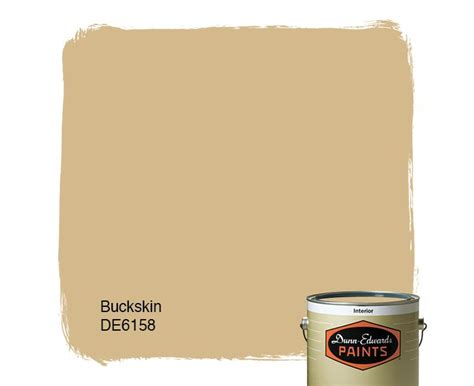dunn edwards paints paint color buckskin de6158 click for a free color sle chamois to