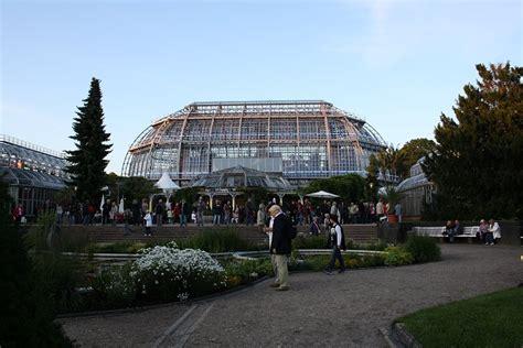 Berlin Botanischer Garten Programm by Botanische Nacht Im Botanischen Garten Berlin Auch 2013