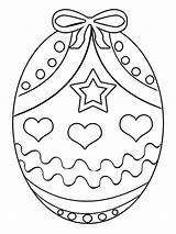 Easter Egg Coloring Pages Printable Bright Choose Colors Favorite sketch template