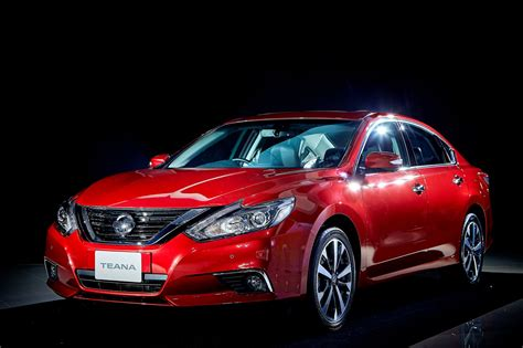 Nissan Teana Modification by เป ดต วแล วก บ New Nissan Teana ก บราคาเร มต นท