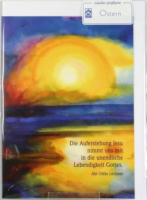 osterkarte auferstehung jesu