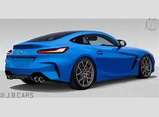 Rendering BMW Z4 M Coupe Doesn't Look Half Bad