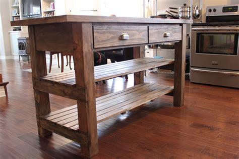 rustic kitchen islands rustic kitchen island kitchentoday
