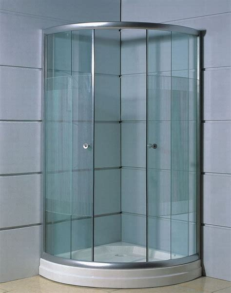 shower cubicles styles  fit  bathroom
