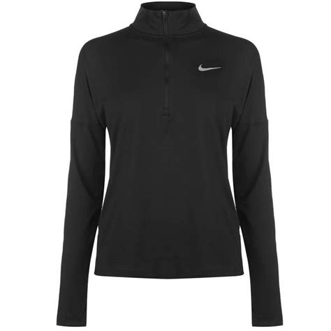 Nike Womens Element Half Zip Running Top | NHS Gateshead