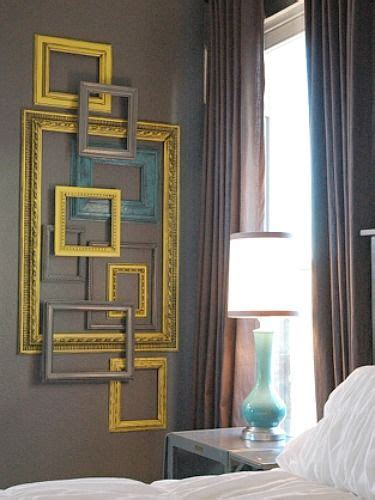 Kindly subscribe to my channel for more interesting updates. 7 Chic Ways to Reuse Empty Frames | Home decor, Diy home decor projects, Diy home decor