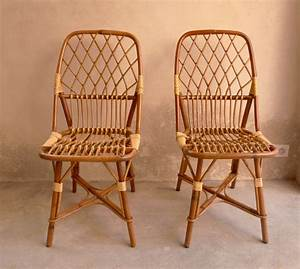 Siege En Rotin : si ges meubles et d coration vintage ~ Teatrodelosmanantiales.com Idées de Décoration