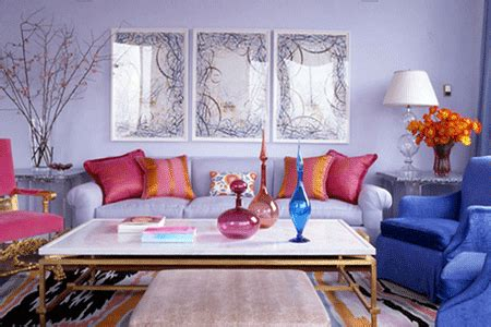 purple painted rooms decorating with purple color room color schemes