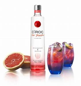 Personalised Ciroc Pink Grapefruit Vodka Engraving : The ...