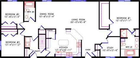 ranch floor plans ranch ranch house floor plans rectangle house plans