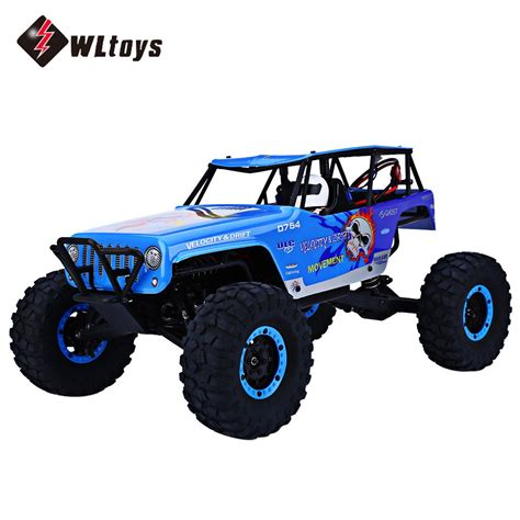 Sire Auto Rc 2 Wltoys Rc Cars 2 4ghz 1 10 Scale Remote Electric