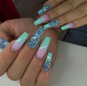 gorgeous ombre nail design ideas the glossychic