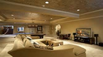 cool basement ceiling design ideas for your house grezu