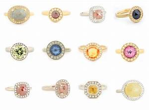 hot trend colored diamond engagement rings2luxury2com With wedding rings with colored diamonds