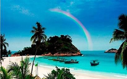 Malaysia Grenada Wallpapers Beach Beaches Grand Honeymoon