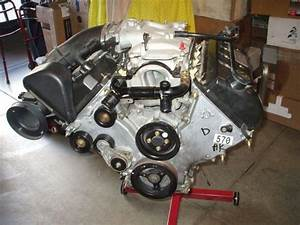 Sell 2003-2004 Svt Cobra 4.6 Dohc M112 Supercharger, Low Miles, stock pulley, etc. in Bountiful ...