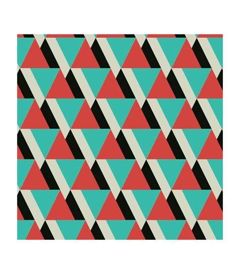 bureau qui se ferme papier scrapbooking triangles