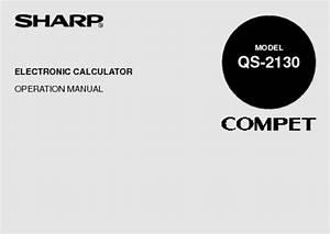 Qs-2130 Manuals