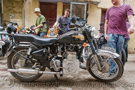 Royal Enfield Taurus Motorcycle With Diesel Engine