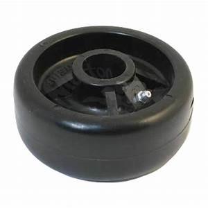 John Deere Anti Scalp Wheels