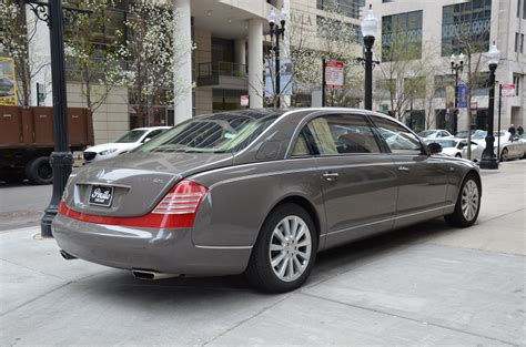 2009 Maybach 62 S Stock # 02498 For Sale Near Chicago, Il