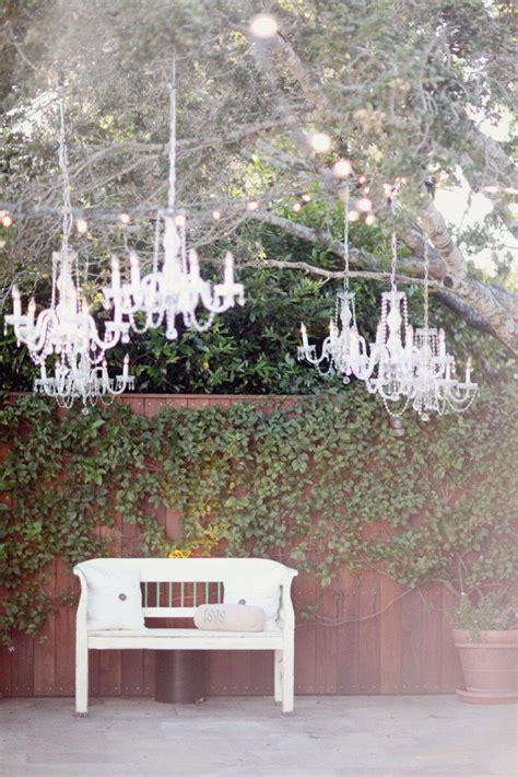 outdoor decorations ideas uk wedding chandelier decorations wedding trends