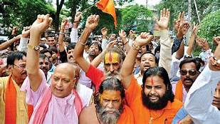 Hindu nationalism, once fringe, has now taken a central place in India's politics…