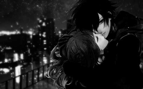 anime couple dark sweet couple dark art wallpapers sweet couple dark art