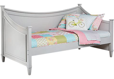 Jaclyn Place Gray Daybed-twin Beds Colors