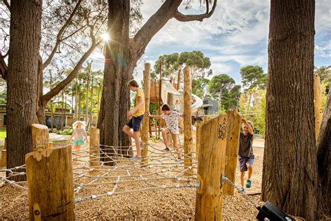 Adelaide Zoo  Nature's Playground By Wax Design