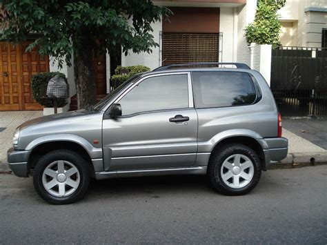 Suzuki Grand Vitara Picture by 2003 Suzuki Grand Vitara Cabrio Pictures Information