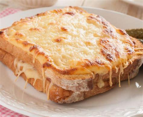 dijon cuisine recette facile de croque monsieur à la française