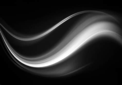 Black swirl abstract texture background
