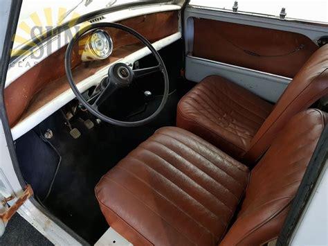austin mini van lhd   sale  sun classic cars