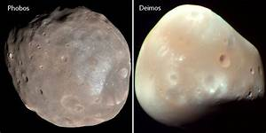 Mars' Moon Deimos - Universe Today