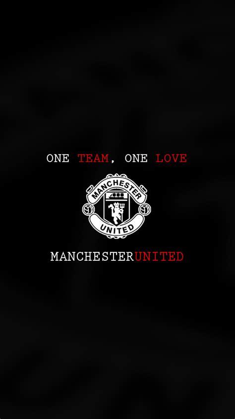 Manchester United Logo Wallpaper HD ·①