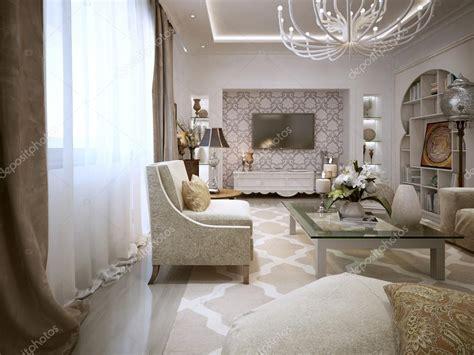 Living Room Arabic Style — Stock Photo © Kuprin33 #60968761