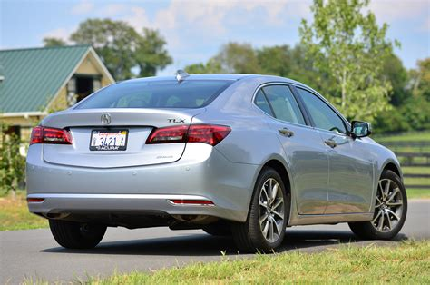 2015 acura tlx first drive photo gallery autoblog