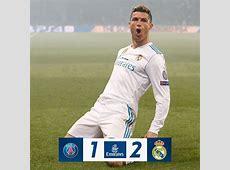 PSG vs Real Madrid 12 All Goals & Extended Highlights