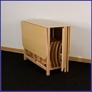 Table Pliante Avec Chaise : table pliante avec chaise table basse et pliante ~ Teatrodelosmanantiales.com Idées de Décoration