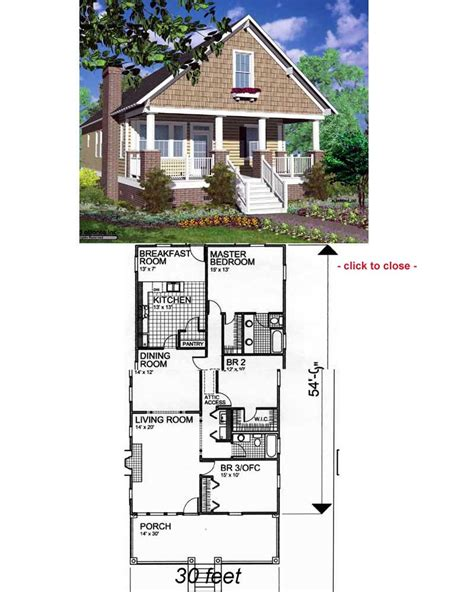 Craftsman Style Floor Plans by American Craftsman Bungalow Craftsman Style Bungalow Floor