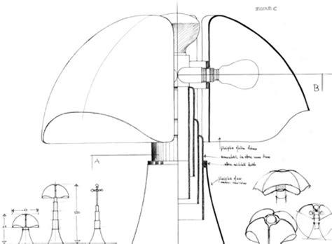 pipistrello  gae aulenti  martinelli luce mudeto museo del design toscano museo