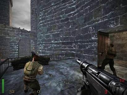 Wolfenstein Castle Return Coop Rtcw Holarse Registrieren