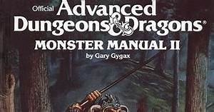 Monstrous Monday Review  Monster Manual Ii