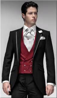 mens wedding tuxedos black wedding tuxedo for prom suit 3 pieces set include jacket vest in clothing