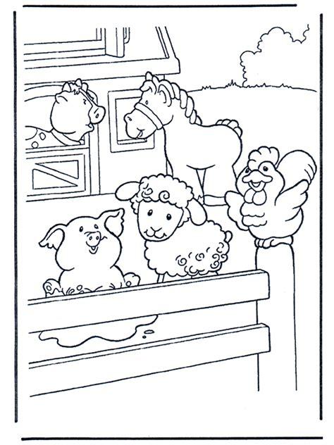 coloring pages farm pets  animals   farm