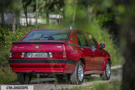 #oldcarshooters Alfa Romeo 75  Car Shooters