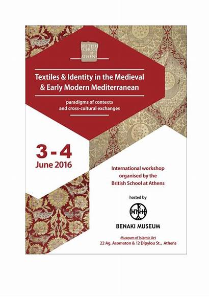British Identity Medieval Mediterranean Textiles Early Athens