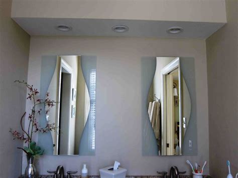 Contemporary Bathroom Ideas With Home Goods Wall Mirrors